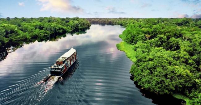 Cómo llegar a Iquitos